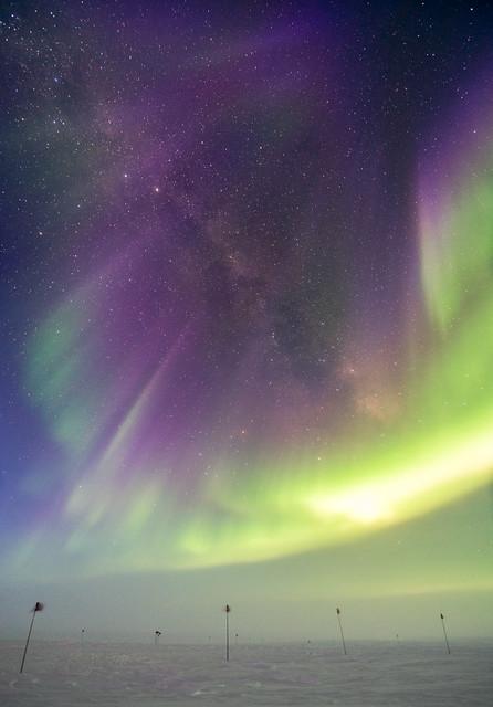 Enlightened Milky Way