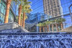 Intercontinental Waterfall