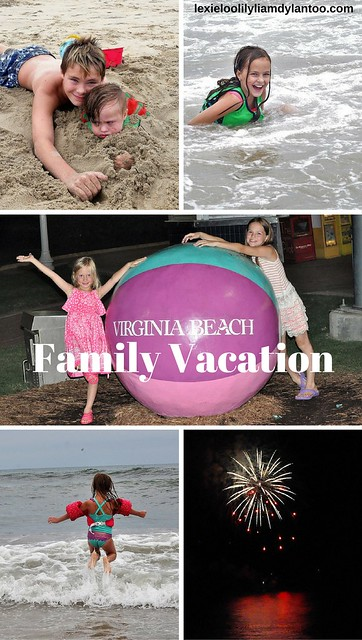 Virginia Beach Family Vacation #travel