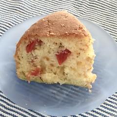 トマトとチーズのcake salé