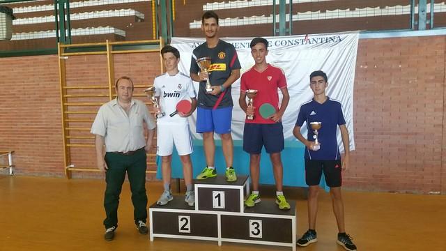 Torneo Tenis Mesa 05/08/2017