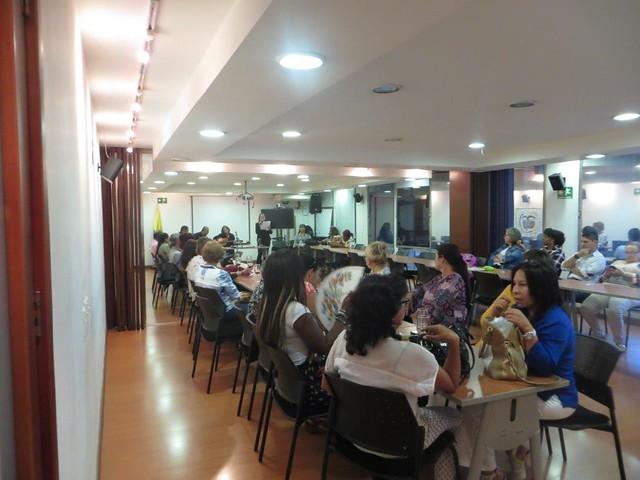 Celebración Bienvenida Nuevos Afiliados al Colegio de Jueces y Fiscales de Antioquia - 25 de agosto de 2017