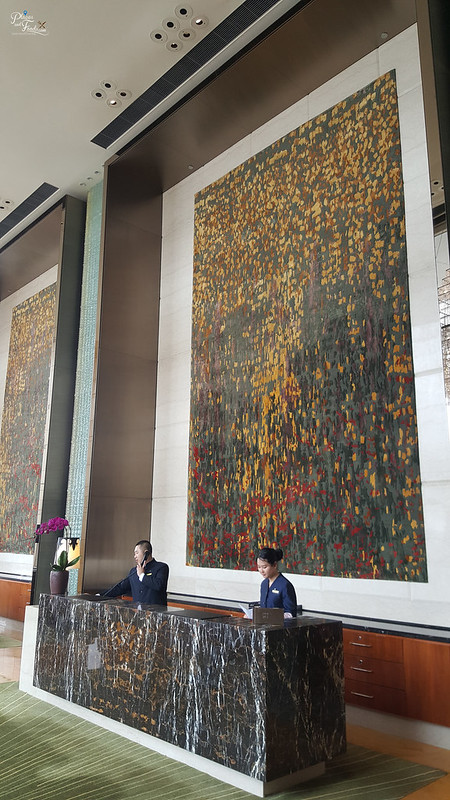 mandarin oriental macau lobby