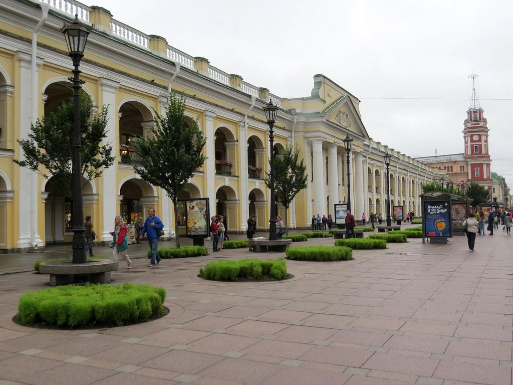 Большой Гостиный двор