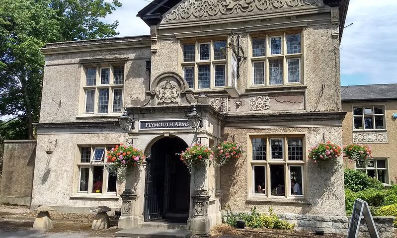 Plymouth Arms pub, St Fagans, near Cardiff
