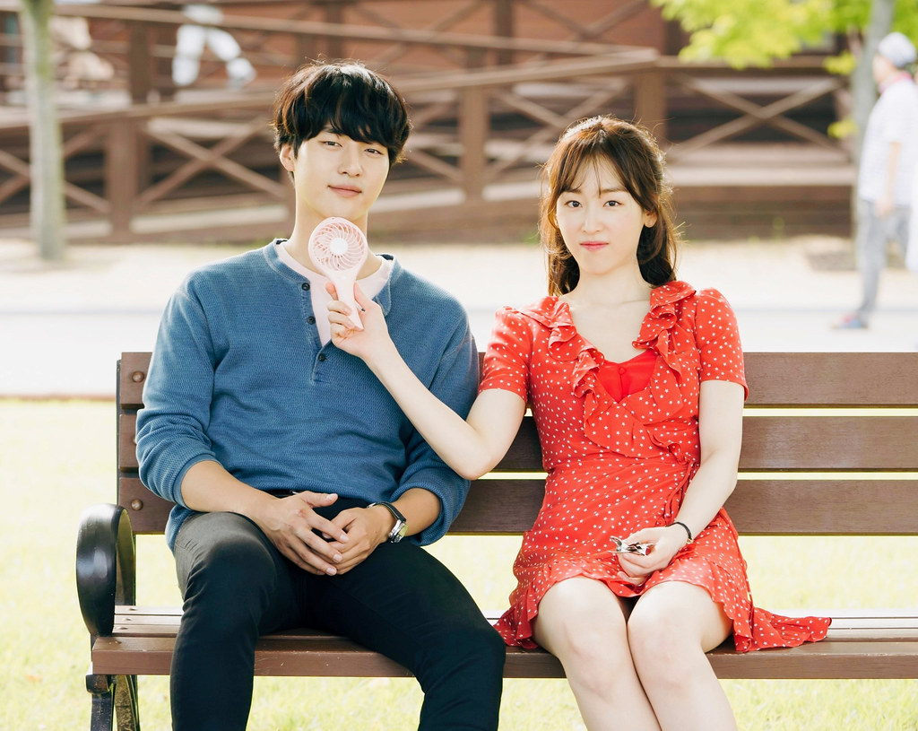 Temperature of Love Releases Yummy Stills of Seo Hyun Jin Yang Se