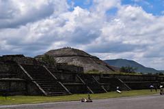 Pyramid of the Sun Teotihuacan