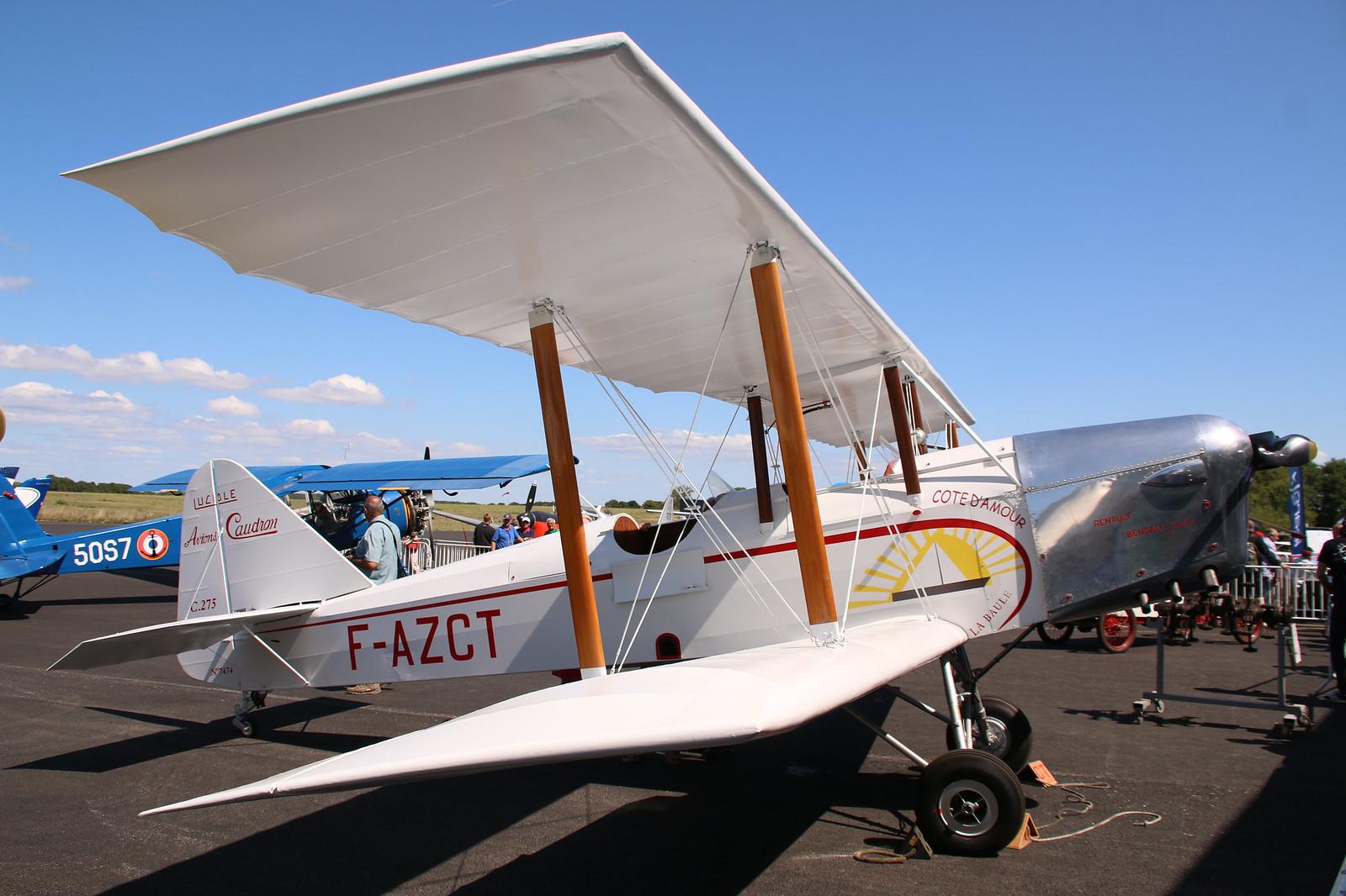 Aérodrome de La Baule Escoublac - Page 4 36272682611_35913801c9_h