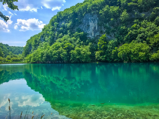Plitvice Lakes Boat Ride Croatia Must-Visit