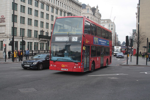 Go-Ahead London DOE1 LX58CWN