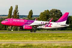 Wizz Air | Airbus A320-232 | HA-LWS