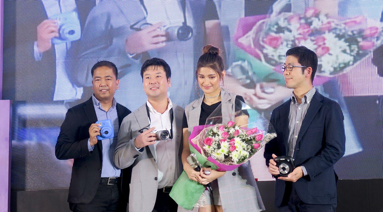 3 Fujifilm x Liza Soberano - Gen-zel She Sings Beauty