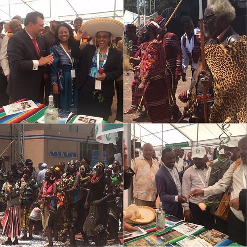 Participación de México en evento turístico internacional en Hawassa, Etiopía