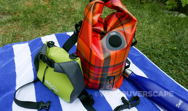 Seal Pak Waterproof Hip Pack, 10L Dry Deck Bag