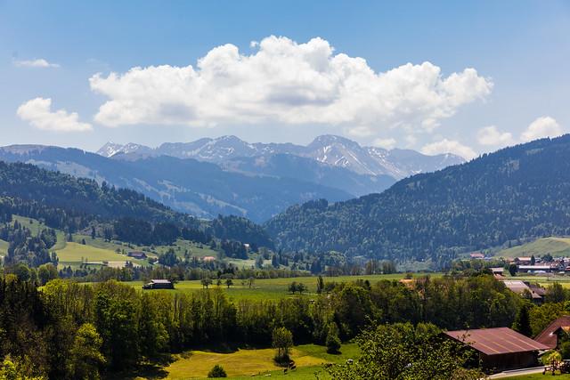 Alps, Canon EOS 5DS R, Canon EF 24-70mm f/2.8L II USM