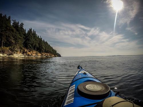 Kayaking Bellingham Bay-22