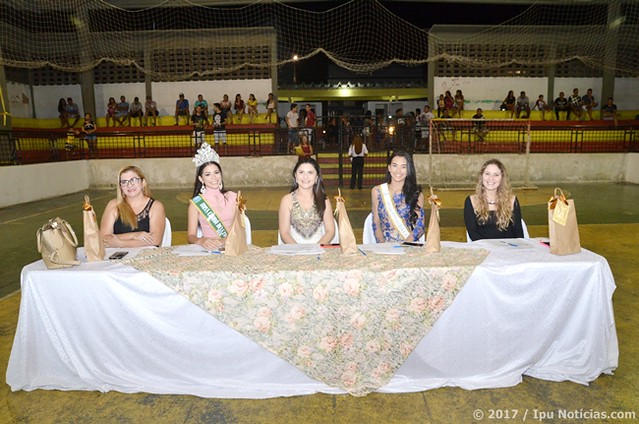 Seletiva do Miss Ipu 2017