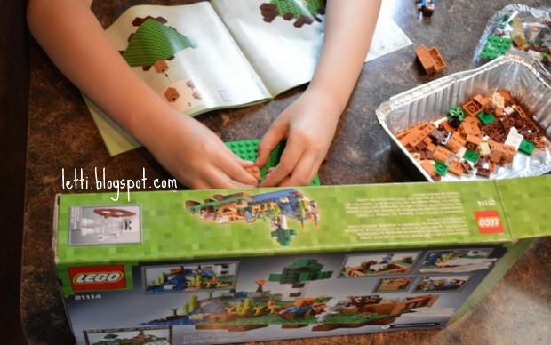 August 26 Lego Minecraft1
