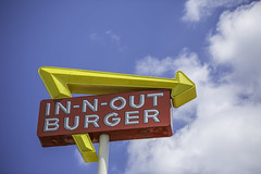 In-N-Out Burger Logo II