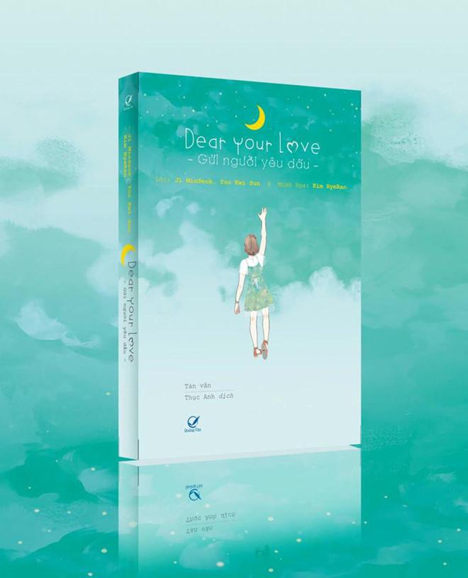 Sách tranh tản văn Hàn Quốc 'đốn tim' độc giả trẻ