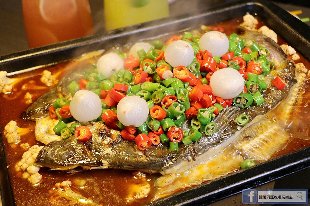 水貨/新北中和/炭火烤魚036