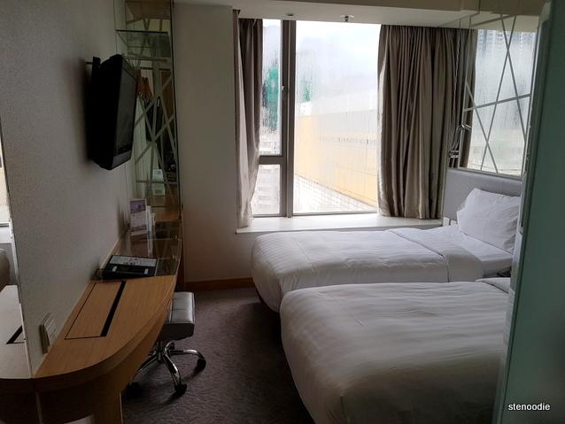 Dorsett Mongkok Hong Kong room