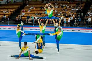 Gymnastics - Qualifications
