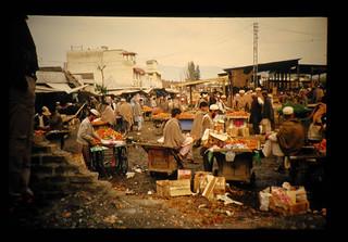 Central Market = ミンゴーラの中央市場