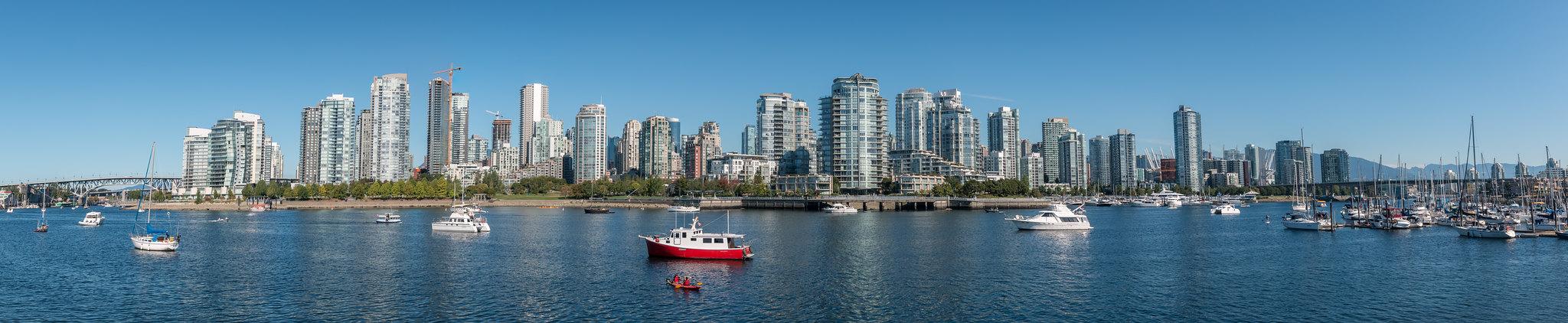 Vancouver City - Colombie Britannique - [Canada]