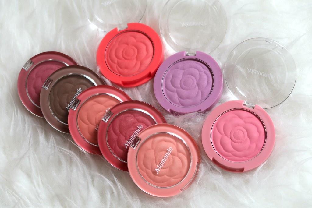 Featured photo Mamonde Flower Pop Blushers