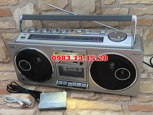 Cassette SONY CFS-66 USED