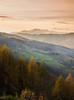 Sunset Above Tatra Mountains