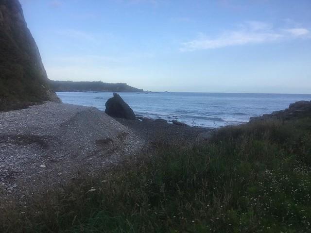 playa camino