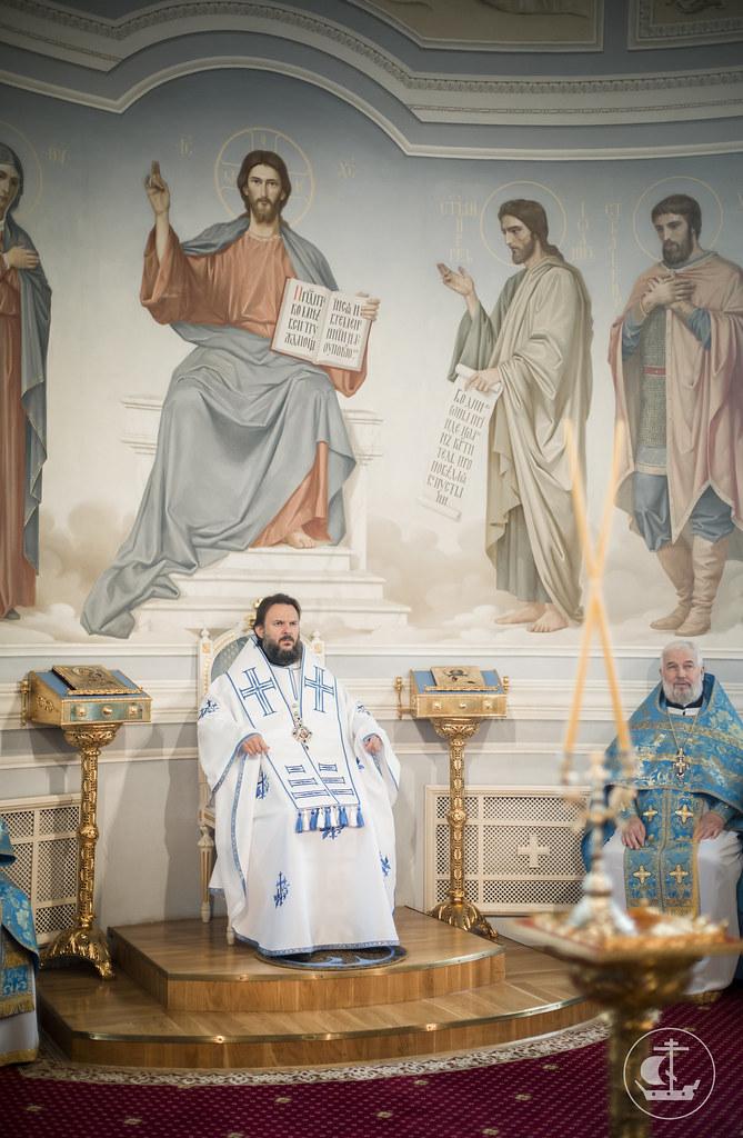 2-3 сентября 2017, Неделя 13-я по Пятидесятнице / 2-3 September 2017, 13th Sunday after Pentecost