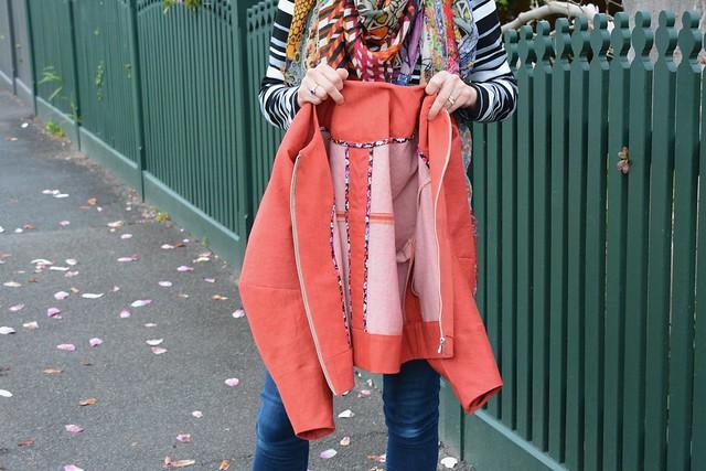 Pattern Fantastique's Falda Jacket