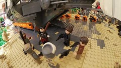 Lego Star Wars Moc on Scarif
