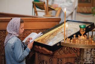 Литургия в Хутынском монастыре 365