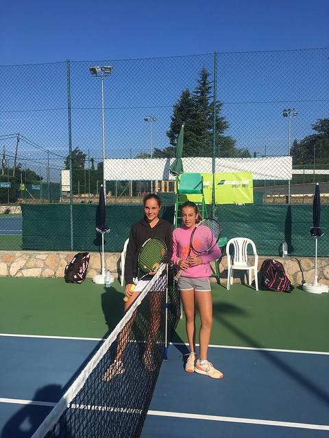 3ª Prueba del Circuito Gallego Juvenil de Tenis Babolat - Club Santo Domingo Ourense