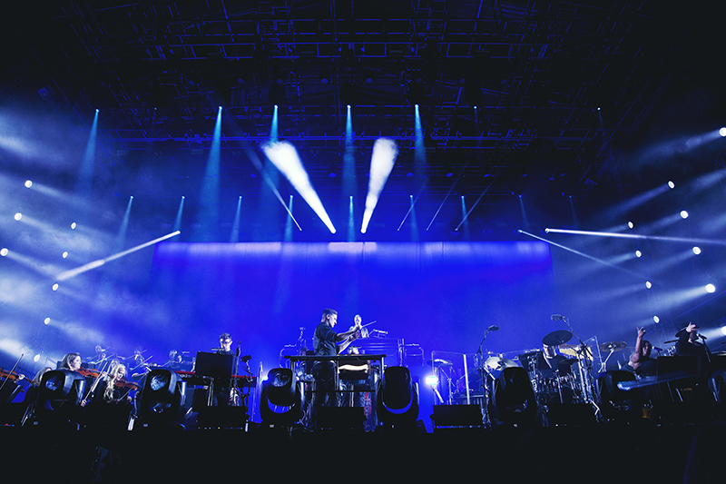 V Festival 2017 / Pete Tong and The Heritage Orchestra