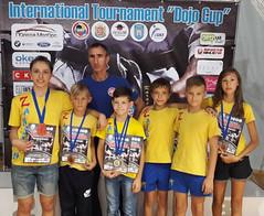 Международный турнир WKF «International Dojo Cup»50