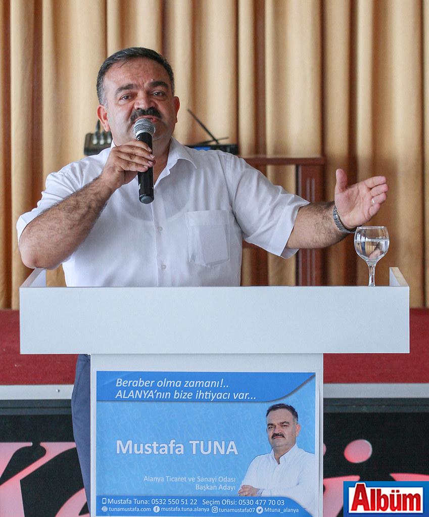 Mustafa Tuna, iş dünyasını buluşturdu -4