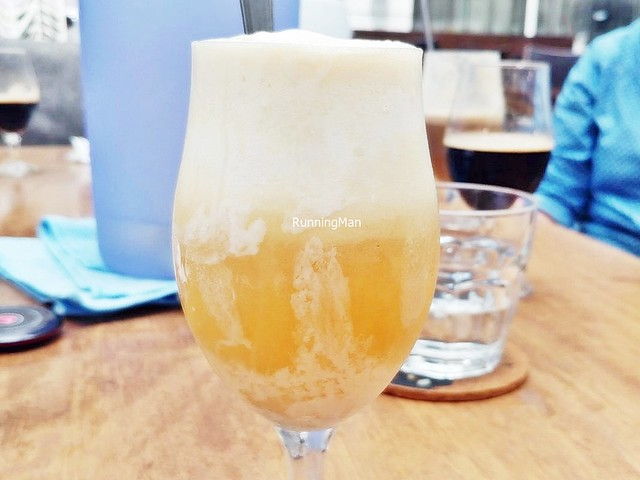 Crumble & Tumble Beer Float