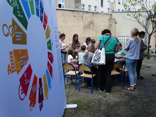 Global Justice Morning - Wrocław, Łódź, Rzeszów, Lublin - warsztaty dla dzieci