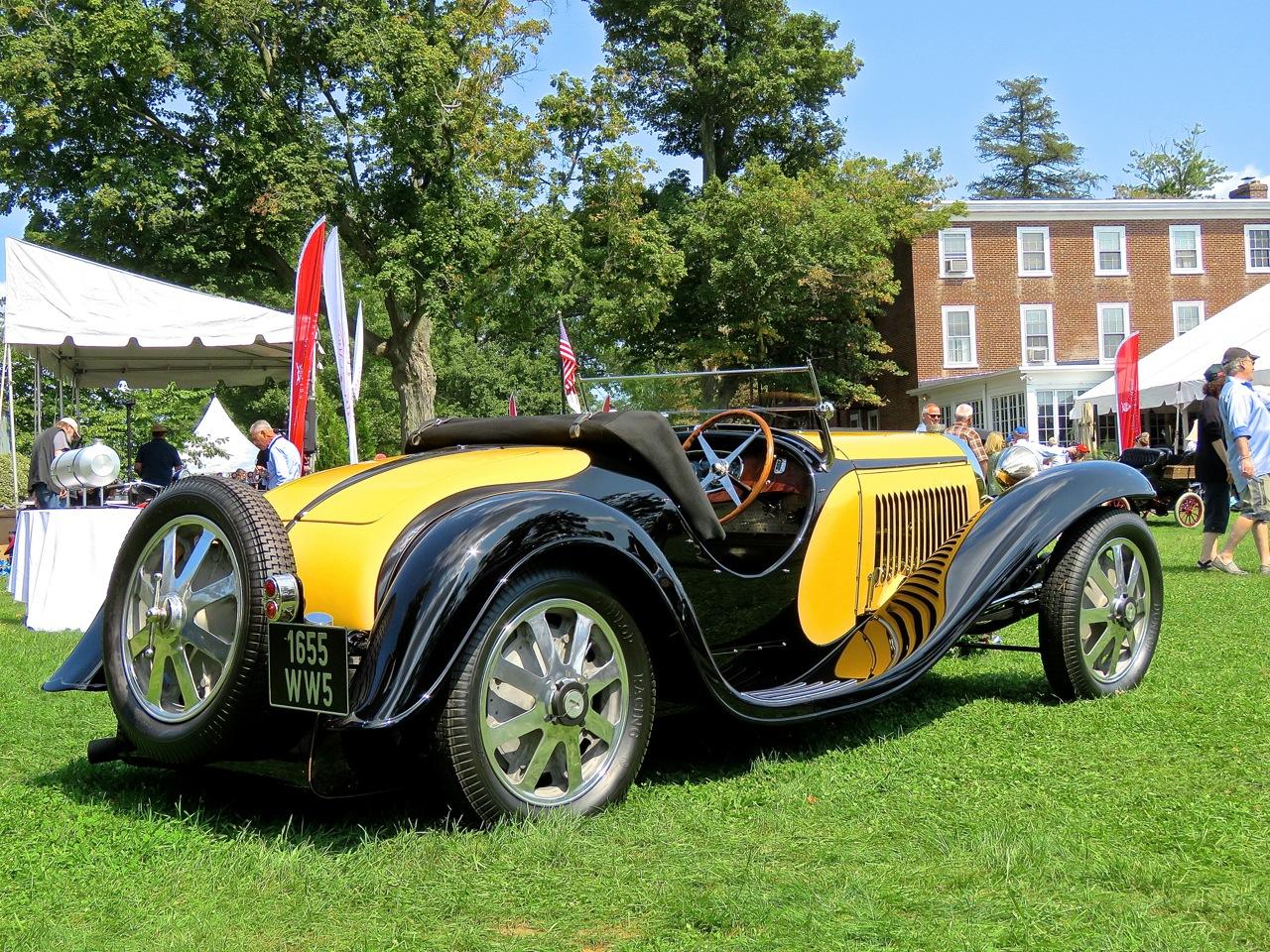 Bugatti Type 55 Radnor Hunt 2