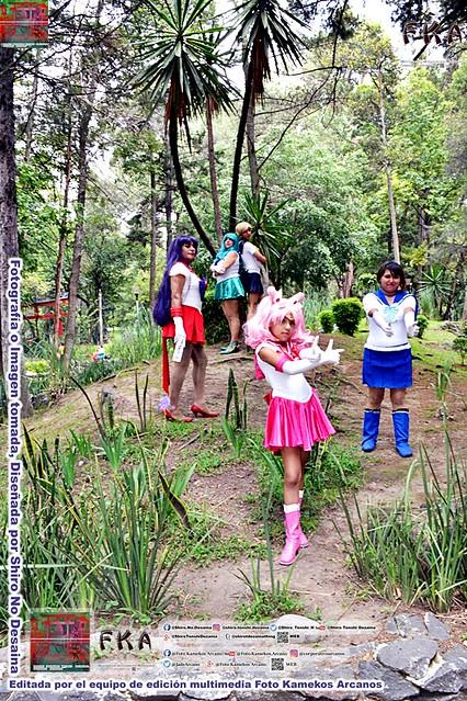Sesión fotográfica Sailor Moon 10