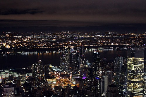 View from the Empire State Building - New York 2016