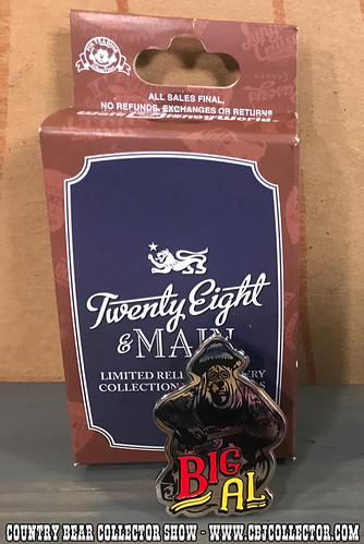 2017 Disney Twenty Eight & Main Limited Edition Pin - Country Bear Collector Show #113