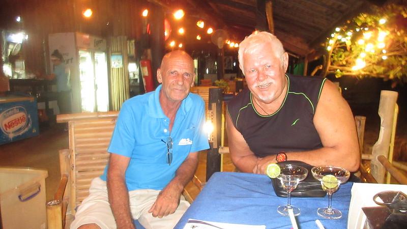 Tequila Sunrise Mae Pim Thailand