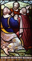 Disciples at the Ascension (Ward & Hughes)