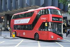 AL LT322 @ London Euston bus station